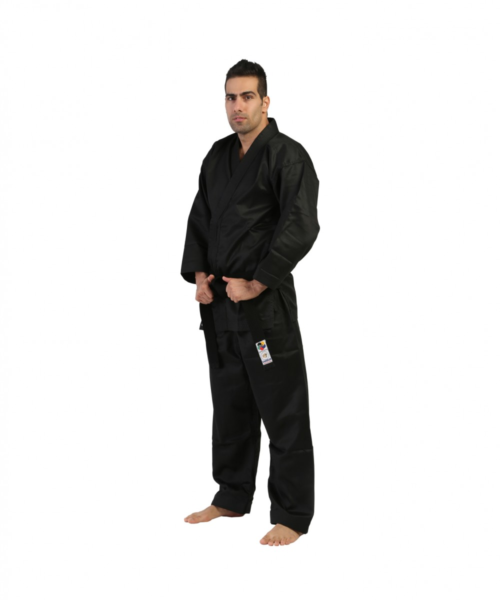 لباس کاراته مشکی تورنادو بزرگسال
