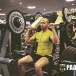 آیدین عزبدفتری مربی عالی بدنساز از آکادمی ملی المپیک