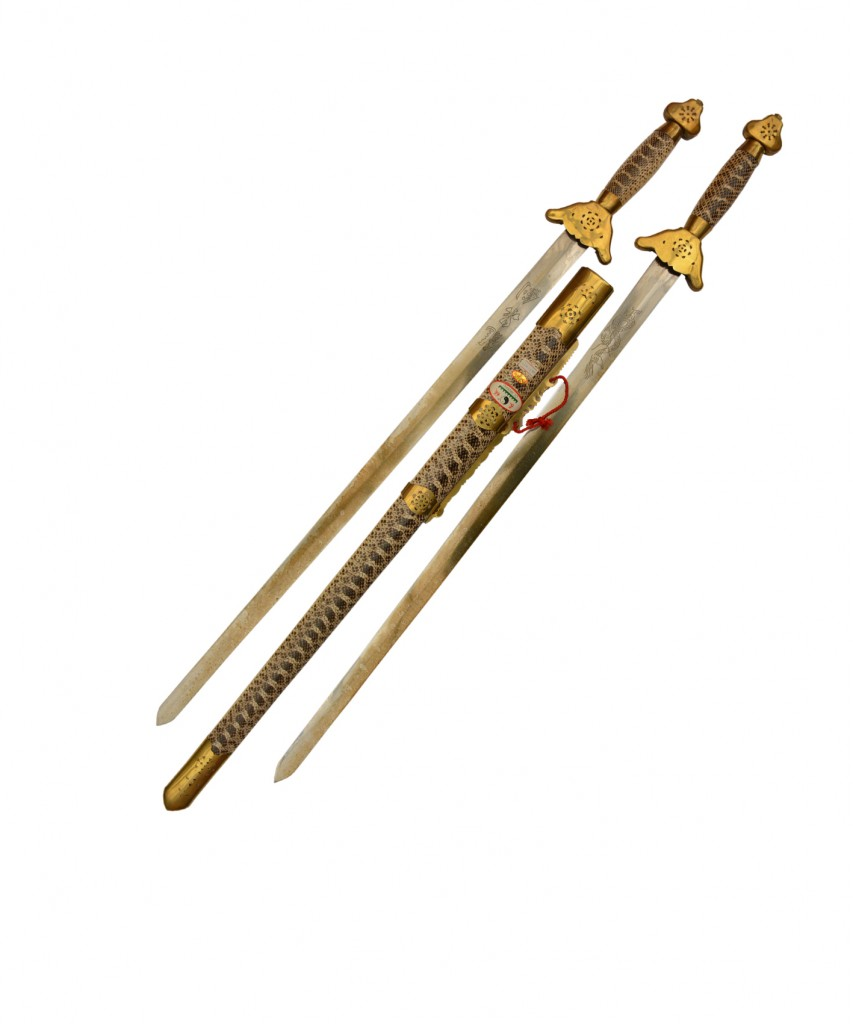 شمشیر جی ان دوبل