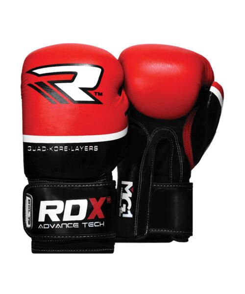 دستکش بوکس چرم RDX مدل T9