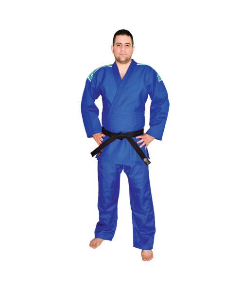 لباس جودو فدراسیونی آبی سامکوه