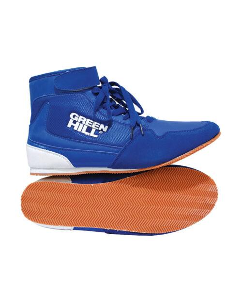 کفش بوکس ساق کوتاه چسبی GreenHill