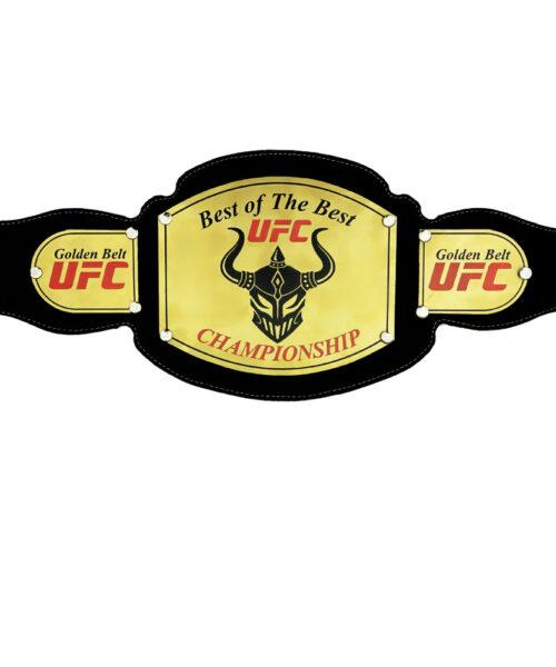 کمربند قهرمانی برنجی UFC
