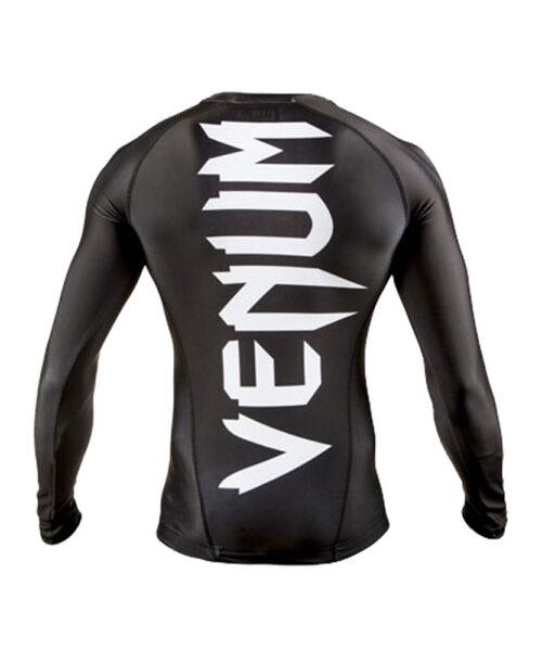 رش گارد MMA طرح مشکی Venum