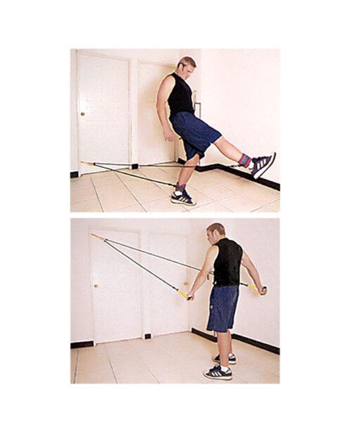 کش ورزشی دست و پا Door Gym