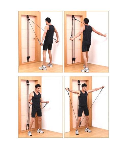 ست کش ورزشی چند کاره Door Gym