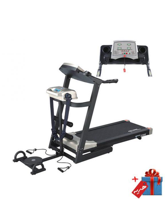 تردمیل  Turbo Fitness | Turbo Fitness Treadmill 2200
