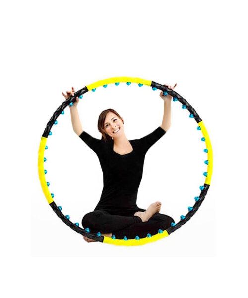 حلقه لاغری هولاهوپ SUNLIN مدل Massage