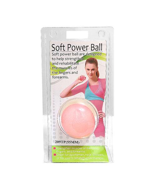 گوی تقویت مچ ژله ای Soft Power Ball