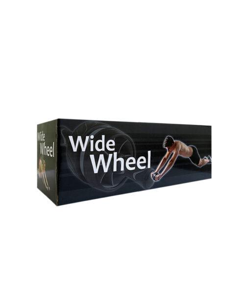 رولر تناسب اندام پهن Wide Wheel