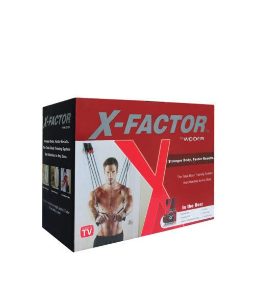 دستگاه بدنسازی X factor