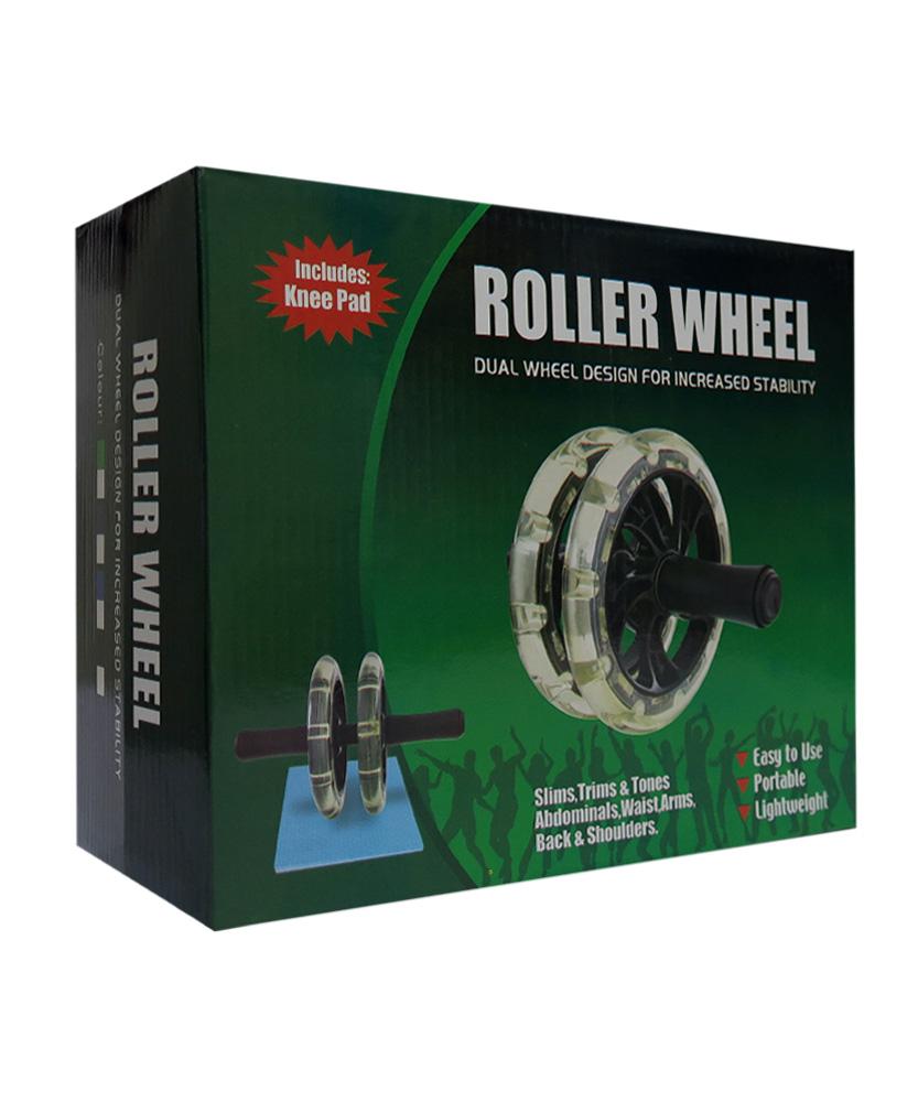 رولر تناسب اندام دو چرخ ژله ای بلبرینگی