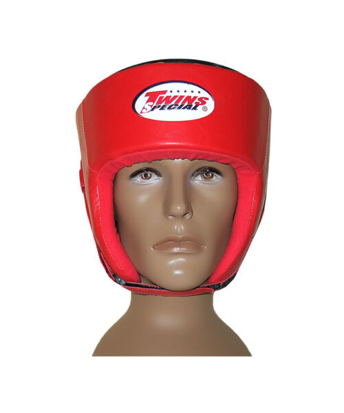 کلاه بوکس چرم TWINS