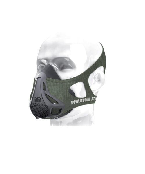 ماسک تمرین فانتوم ( کیف دار )