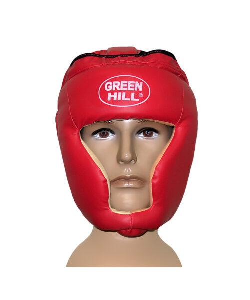 کلاه بوکس فک دار فوم GREEN HILL