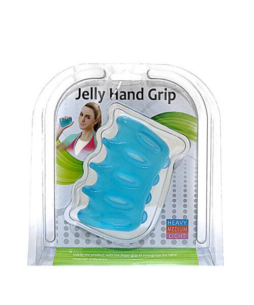 تقویت مچ و پنجه ژله ای Hand Grip TR282