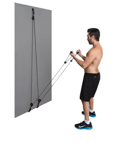 کش ورزشی Liveup مدل Door Gym