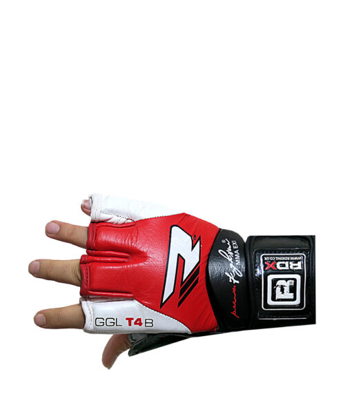 دستکش MMA چرم RDX مدل T4