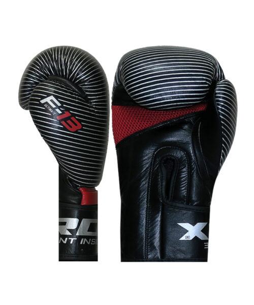 دستکش بوکس چرم RDX مدل F13