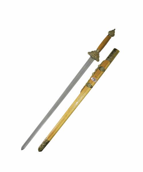 شمشیر جی ان بدون صدا طلایی