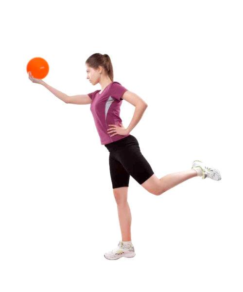 توپ ایروبیک بادی GYMnastics BALL