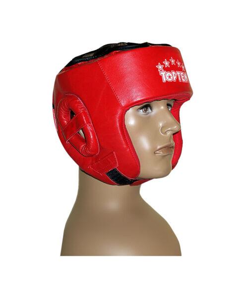 کلاه بوکس چرم TOPTEN