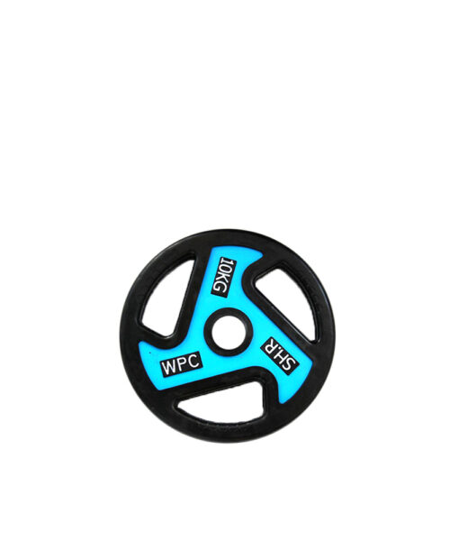 صفحه هالتر رنگی باشگاهی