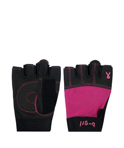 دستکش بدنسازی b-grl مدل pink