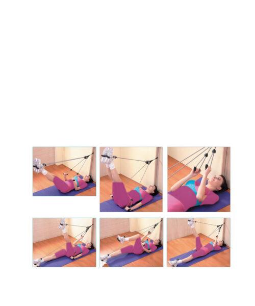 کش ورزشی دست و پا بادی شیپر Door Gym