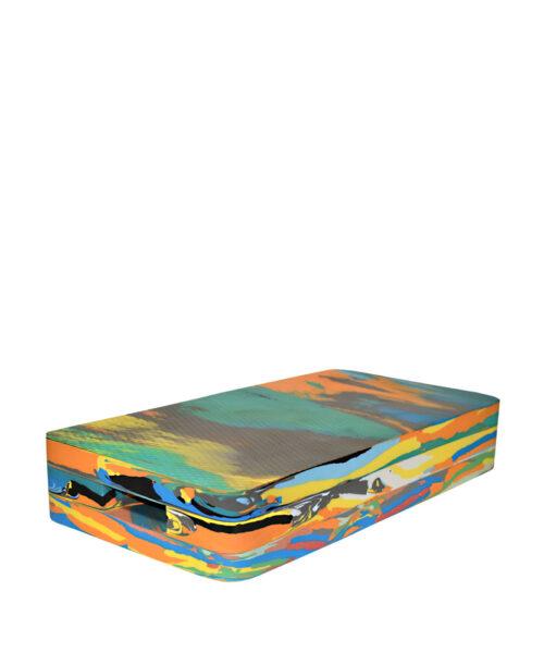 تخته استپ فوم سه لایه ۵۸ سانتی هفت رنگ