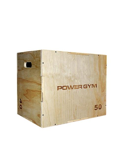 جامپ باکس سه بعدی PowerGYM