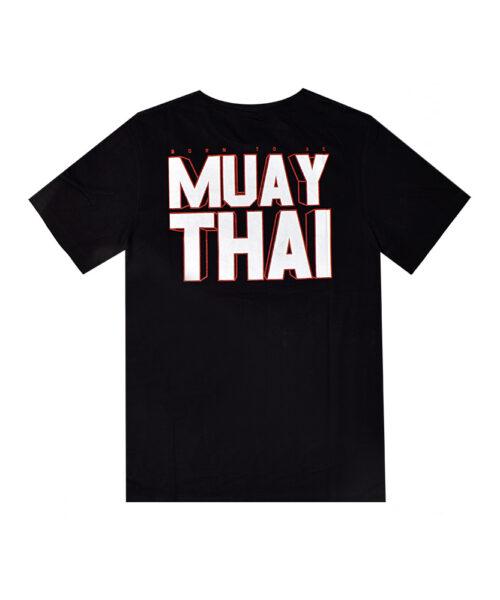 تی شرت موی تای طرح spirit of fight