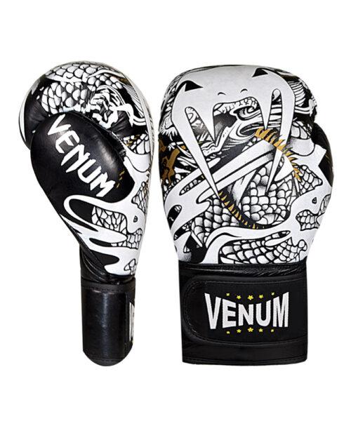 دستکش بوکس چرم VENUM مدل Dragon's Flight