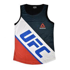 تاپ ورزشی UFC طرح پرچم