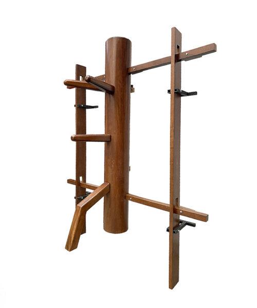 آدمک چوبی وینگ چون دیواری