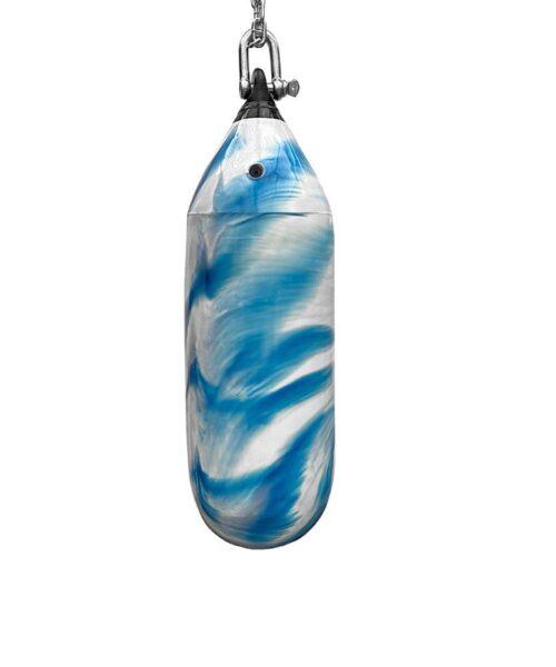 کیسه بوکس آبی استوانه ای (کیسه آکوا)