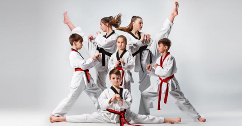 سایزبندی لباس کاراته